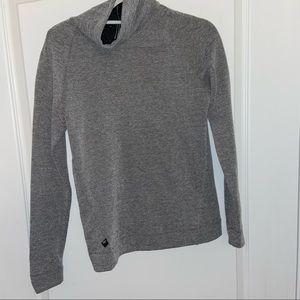 RYU Grey Turtleneck Sweatshirt